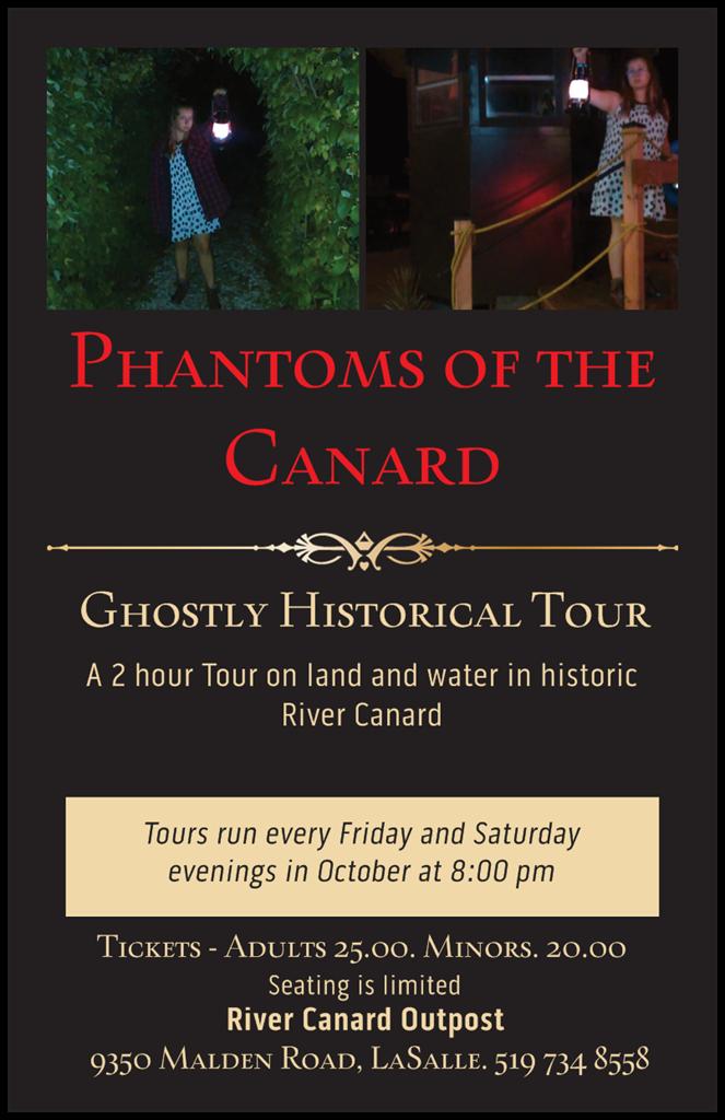 phantoms of the canard tour